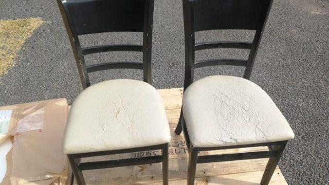 椅子 チャレンジ